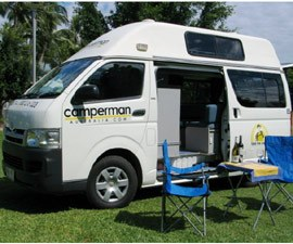 Juliette 3 Berth Motorhome