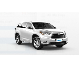 Dollar Toyota Kluger Car Hire