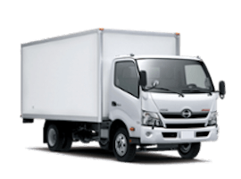 Europcar Truck Hire Hino 300 Rental Drivenow