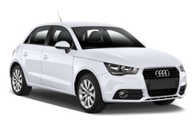 Europcar Audi A1 Hire Car