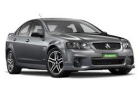 Europcar Full size Holden Commodore Car Hire