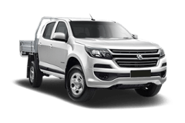 Holden Colorado Dual Cab Ute 4x4