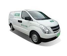 Europcar Van Hire Hyundai Van Rental Manual Drivenow