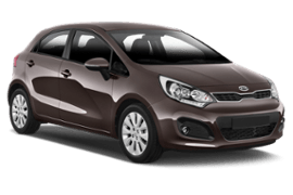 Keddy Kia Rio Car Rental