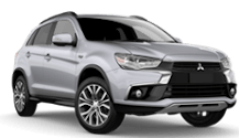 Europcar Mitsubishi ASX SUV Rental
