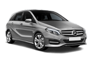 Keddy Mercedes Benz B200 Hire Car