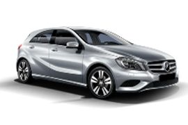 Europcar Mercedes Benz A-Class Hire Car