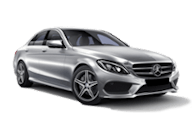 Europcar Mercedes Benz C-Class Rental Car