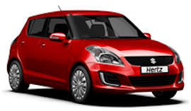 Firefly Suzuki Swift Car Hire