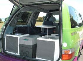 Jucy Crib 2 Berth Campervan Rental In Australia Drivenow