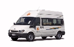 Campervan rental for 2 in Australia from KEA Campers