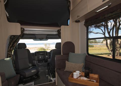Kea Campers 4 Berth Motorhome Hire In Australia With Drivenow