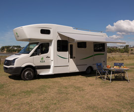 Elegant  More Australians To Sign Up For Campervan Hire Adelaide Services