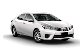 Keddy Toyota Corolla Car Hire