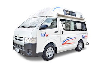 Let's Go Motorhomes Hire with DriveNow