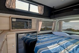 Jayco HiTop 3 Berth Living Features