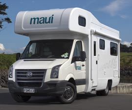 Beach Maui Motorhome Hire