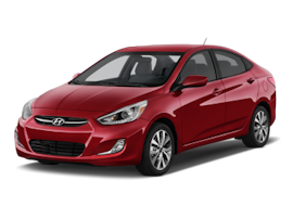 Redspot Hyundai Accent Car Rental