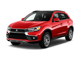Enterprise Mitsubishi ASX SUV Hire