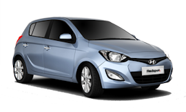 Redspot Hyundai i20 Car Hire