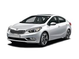 Alamo Kia Cerato Car Rental