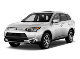 Enterprise Mitsubishi Outlander SUV Hire