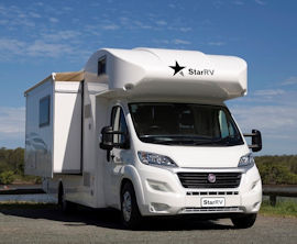 Star RV Pegasus Campervan