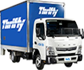 Thrifty Mitsubishi Canter