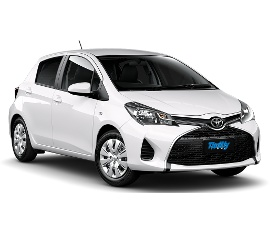 Thrifty Small Car Hire Toyota Yaris Manual Drivenow