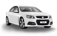 Avis Holden Commodore SV6 Car Rental