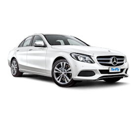 Thrifty Mercedes C200 Car Hire