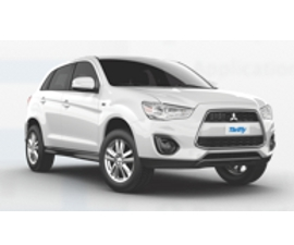 Mitsubishi ASX Car Hire