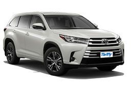 Thrifty Toyota Kluger Car Hire