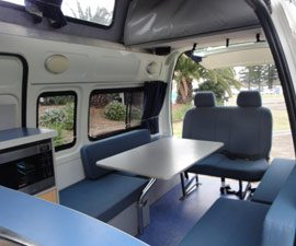 Travellers Autobarn hi5 5 Berth Campervan