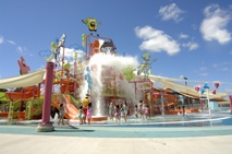 Whitewater World Spongebob Water fun